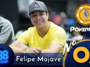Pokercast by 888poker #02 - Felipe Mojave