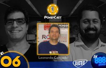 Pokercast by 888poker #06 - Poker e Tributos com Leonardo Cançado